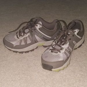 Columbia gray sneakers